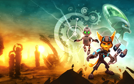 Ratchet Clank Future A Crack In Time Game