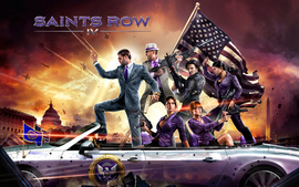 Saints Row Wallpaper