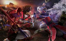 Samurai Warriors 4 Game