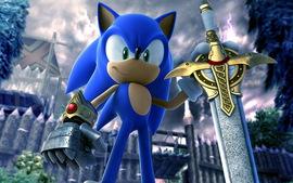 Sonic The Black Knight