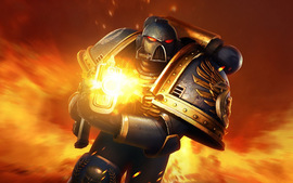 Space Marines Warhammer 40000