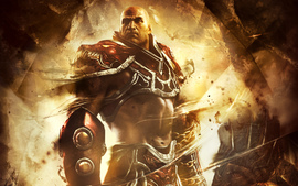 Spartan Warrior God Of War Ascension