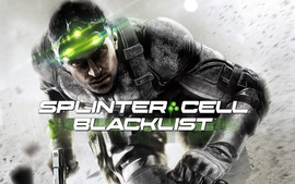 Splinter Cell Blacklist 2013 Game