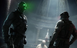 Splinter Cell Conviction 2010 Game Wallpaper