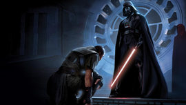 Star Wars Darth Vador