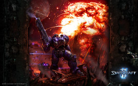 Starcraft Ii Game Wallpaper