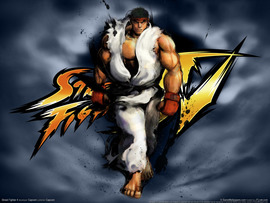 Street Fighter 4 Wallpaper