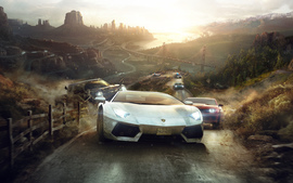 The Crew 2014 Game