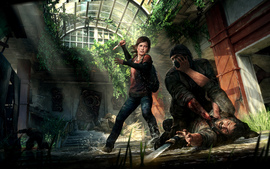 The Last Of Us Ps3 Game