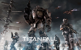 Titanfall Game Wallpaper