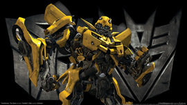Transformers The Game Bumble Bee
