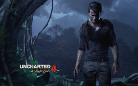 Uncharted 4 A Thiefs End Game