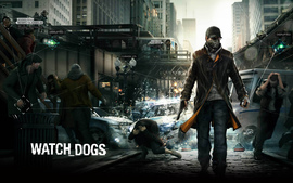 Watch Dogs Desktop Wallpaper