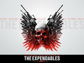2010 The Expendables Movie