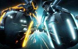 2010 Tron Legacy Wallpaper