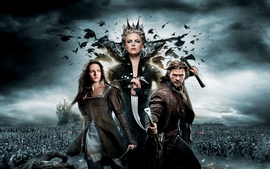 2012 Snow White The Huntsman