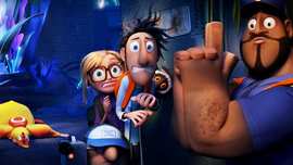 2013 Cloudy With A Chance Of Meatballs