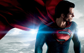 2013 Man Of Steel Movie