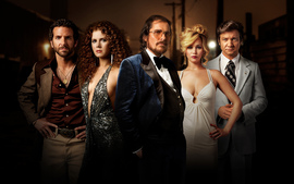 American Hustle Movie