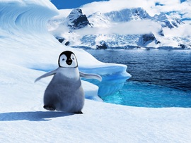 Baby Mumble In Happy Feet