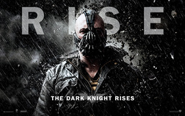 Bane Dark Knight Rises