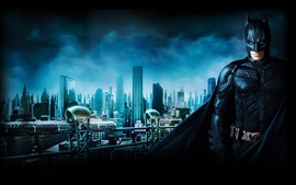 Batman 3 Gotham City