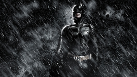 Batman In The Dark Knight Rises