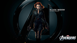 Black Widow Natasha Romanoff