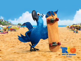 Blu In Rio Movie