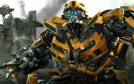 Bumblebee In Transformers Wallpaper