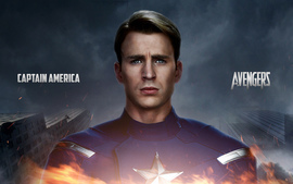 Captian America The Avengers