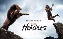 Dwayne Johnsons Hercules