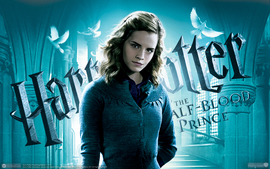 Emma Watson In Half Blood Prince Wallpaper