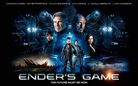Enders Game 2013 Movie