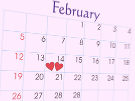 February Special Day 14th