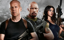 G I Joe Retaliation 2013 Movie