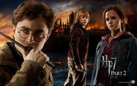 Harry Potter Deathly Hallows Part Ii