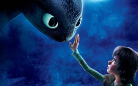 How To Train Your Dragon 2010 Movie