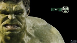 Hulk In Avengers Movie