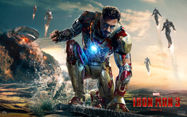 Iron Man 3 Movie