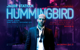Jason Statham Hummingbird Movie