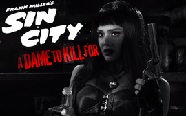 Jessica Alba In Sin City