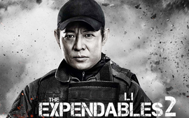 Jet Li In Expendables
