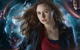 Karen Gillan As Amy Pond