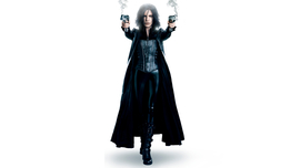 Kate Beckinsale In Underworld Wallpaper