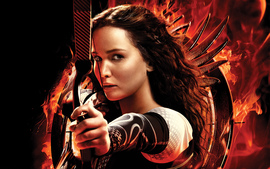 Katniss Jennifer Lawrence