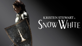 Kristen Stewart In Snow White
