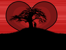 Lovers At Love Tree