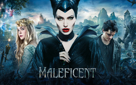 Maleficent 2014 Movie Wallpaper