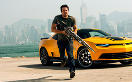 Mark Wahlberg In Transformers